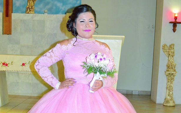 Georgina Núñez celebra su XV Aniversario de  vida