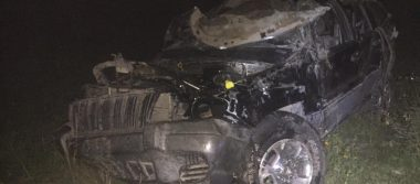 Accidente deja tres muertos y 4 heridos
