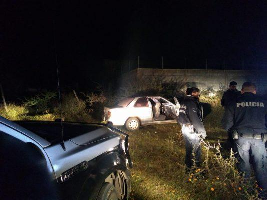 Localizan vehículo que había sido robado en el centro