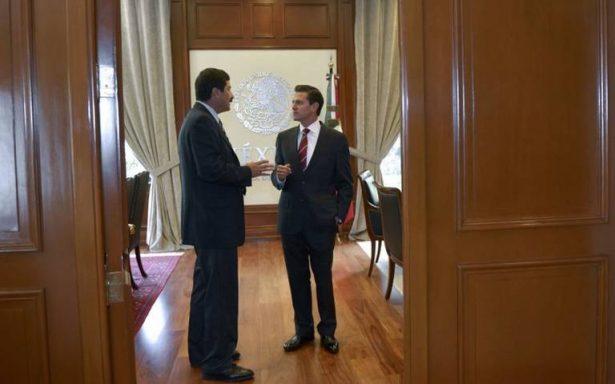 EPN y Gabinente presentar controversia para evitar ser investigados por Corral
