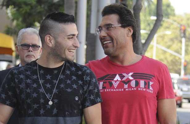 Es drogadicto y abusa de las mujeres: Hijo de Eduardo Yáñez