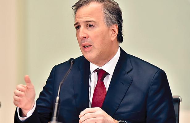 Sismo no afectará estimados económicos del país: Meade