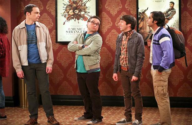 "Incendio consume residencia de protagonista de ""Big Bang Theory"""