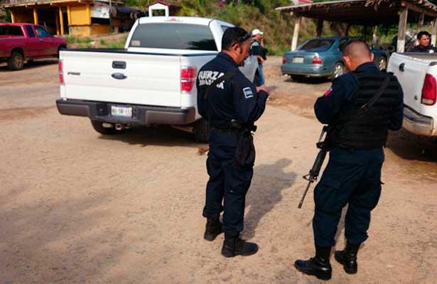 Rechaza IP surgimiento  de grupos de autodefensa  en Tabasco
