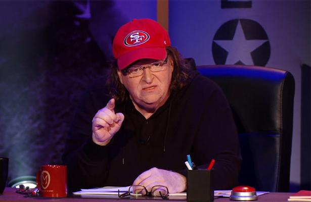 """Michael Moore lanza portal """"TrumpiLeaks"""" para denunciar a Trump"""