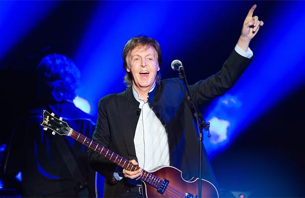 """Paul McCartney llega a acuerdo con Sony por derechos de canciones de """"The Beatles"""""""