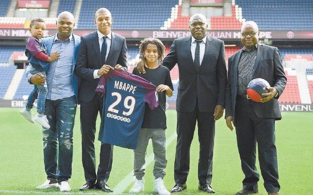 Mbappé tuvo motivos para dejar al Mónaco
