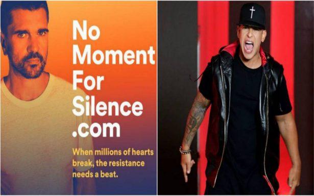 """""""No es momento para el silencio"""", Juanes y Daddy Yankee critican fin del DACA"""