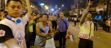 Al menos cinco muertos tras doble atentado suicida en Yakarta, Indonesia