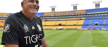 El legendario Batocletti ve bicampeón a Tigres