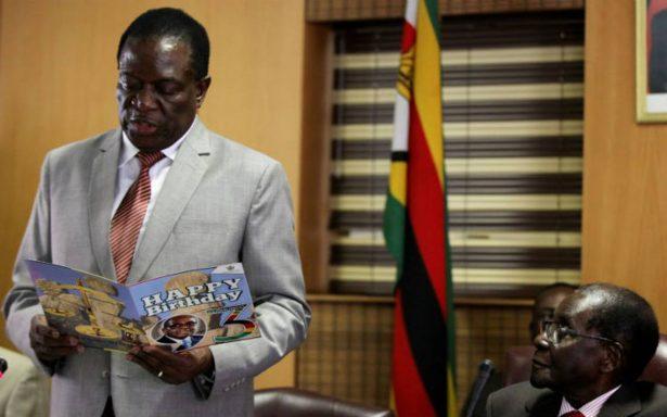 Nuevo presidente de Zimbabue prestará juramento el viernes próximo