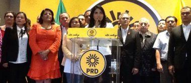 PRD aprueba un Frente Amplio Democrático que incluye al PAN