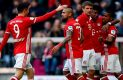 ¡Santa goliza de 8-0 le propina Bayern Munich al Hamburgo!