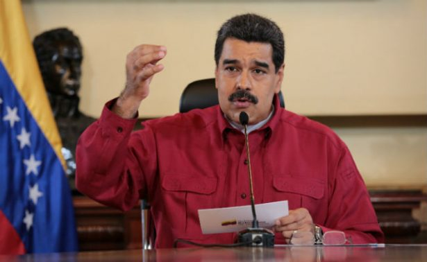 """Maduro afirma que """"por miedo"""" Twitter desactivó miles de cuentas chavistas"""