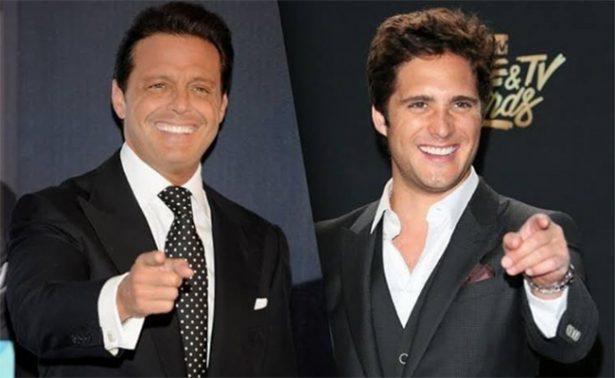 Así fue el primer encuentro de ¡Luis Miguel y Diego Boneta!