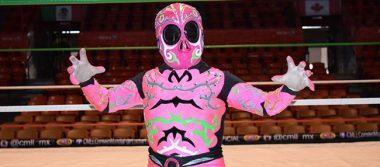 Mije formará parte de Los Micro Estrellas del CMLL