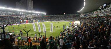 Pierde León sus dos estadios de futbol