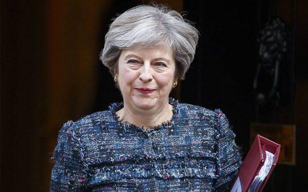May dará discurso el 22 de septiembre sobre el futuro del Brexit