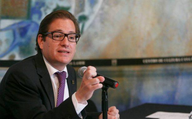 Chertorivski renuncia a la Sedeco; buscará la Jefatura de CDMX por el Frente