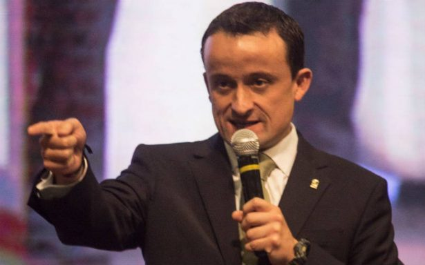 Mikel Arriola se destapa para la Ciudad de México