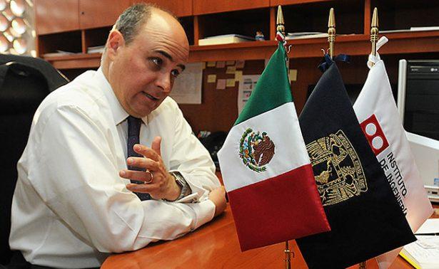 """""""Prudencia"""" en la renegociación del TLCAN, pide Sergio Alcocer"""