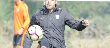 Diego Alonso y el juego de hoy en la final de la Concacaf.