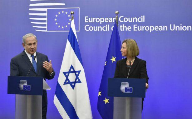 Ningún país europeo trasladará su embajada a Israel: la UE a Netanyahu