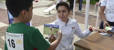 Ismael Hernández en busca de medallas