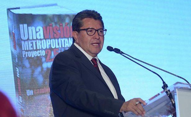Ricardo Monreal se prepara para ser candidato de Morena a la jefatura de gobierno