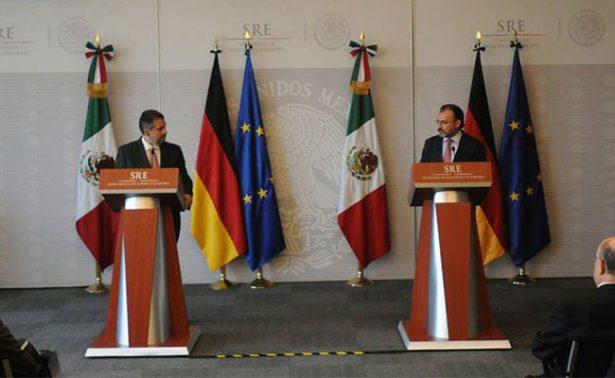 Gobierno Alemán refrenda su apoyo ante lucha contra la violencia