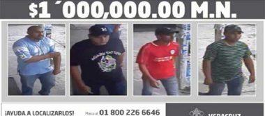 Identifican a asesinos de comandante en Veracruz; ofrecen recompensa de 1 mdp