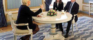 Marine Le Pen: costo y beneficio de una peregrinación a Moscú