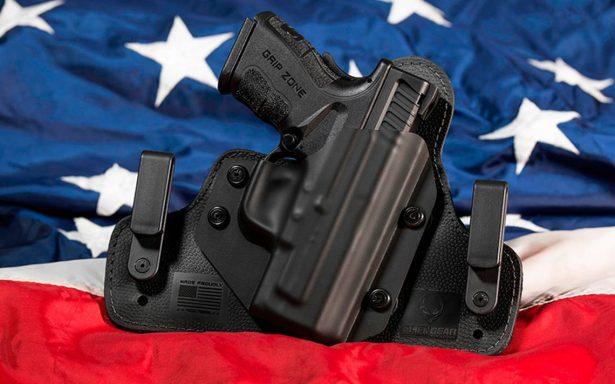 Al menos 3 millones llevan un arma a diario en EU ¡casi la población de Puerto Rico!