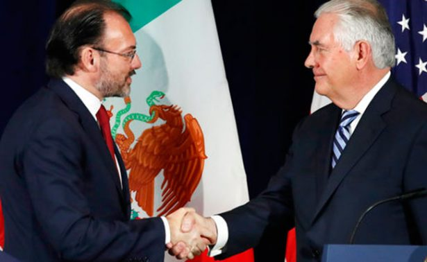 México está listo; TLCAN debe traer beneficios trilaterales: Videgaray