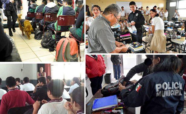 Arranca operativo Mochila Segura en Puebla