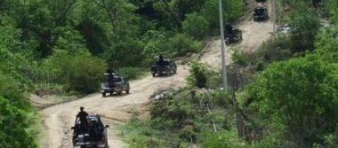 Balacera en Uruachi deja cuatro muertos
