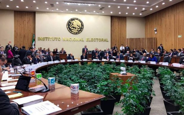 Advierte INE: Se impedirán las trampas en el proceso electoral