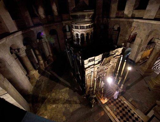 Científicos abren la tumba de Cristo ¡mira lo que encontraron!