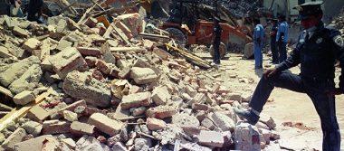 México es líder en prevención de desastres naturales: ONU