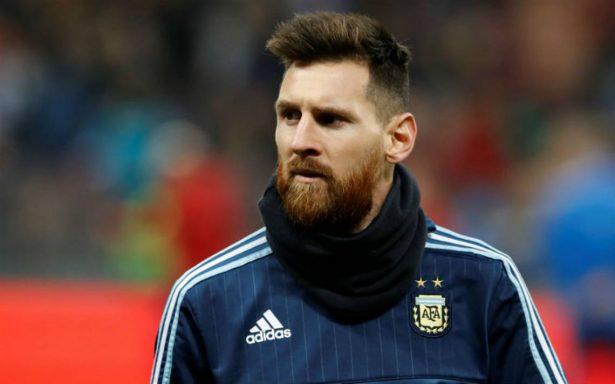 Dictan prisión preventiva para el hermano mayor de Messi por posesión de arma de guerra