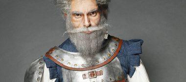 Ernesto D'Alessio da vida al Quijote en el musical de El hombre de la Mancha