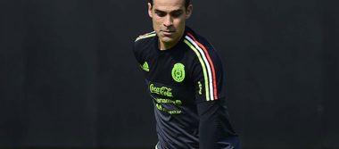 Con Rafa Márquez recuperado el Tri toma fuerza