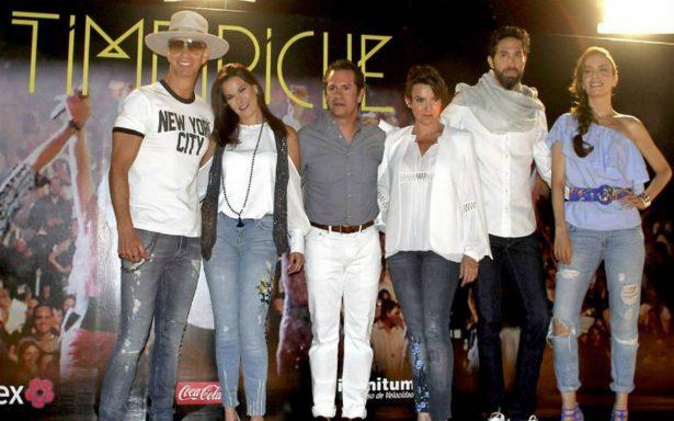"""Timbiriche estrena """"El ciclo"""" como parte de su regreso a los escenarios"""
