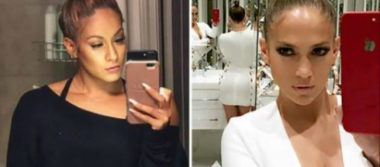 Conoce a Janice Garay, la gemela perdida de Jennifer Lopez