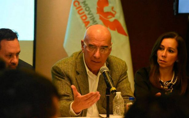 Movimiento Ciudadano aprueba sumarse al Frente junto al PAN y PRD