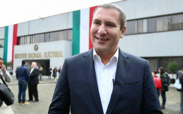 Moreno Valle quiere ser el candidato del Frente PAN-PRD-MC