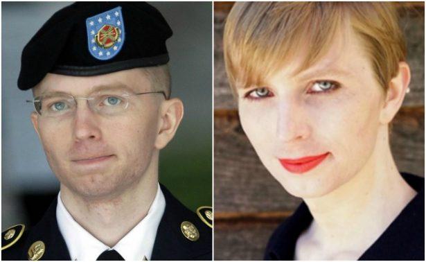 Chelsea Manning muestra su nueva faceta como mujer