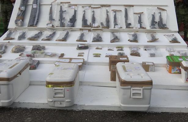 Identifica PGR a agresores de militares emboscados en Sinaloa