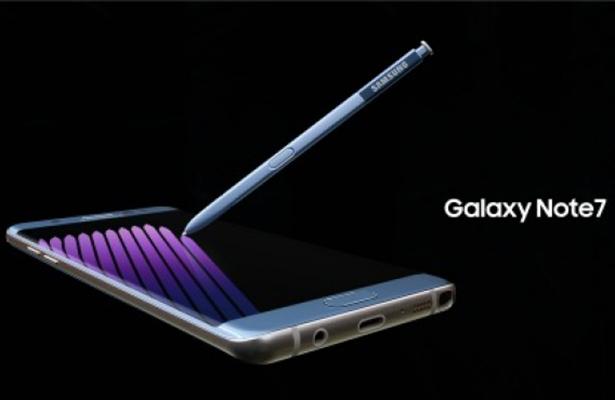Indemnizará Samsung por Galaxy Note7 a proveedores de componentes