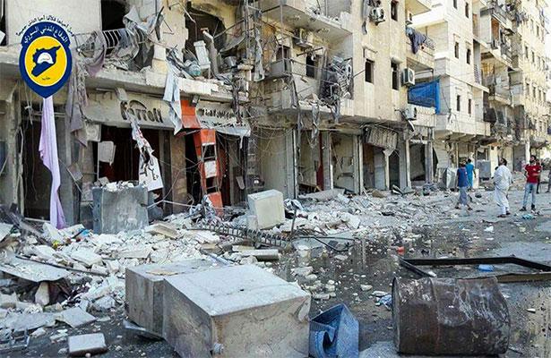 "Entra en vigor ""pausa humanitaria"" de 11 horas en Alepo"